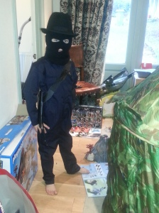 IRA or children's party - you decide